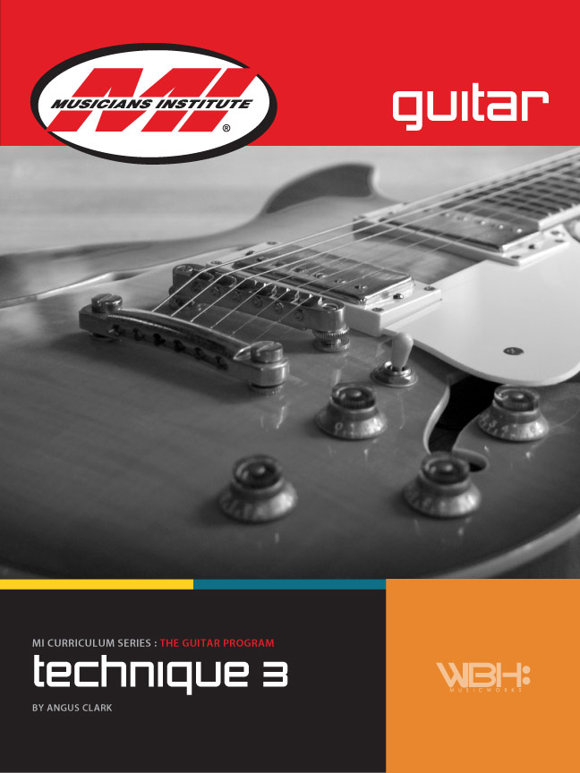 Guitar Technique 3