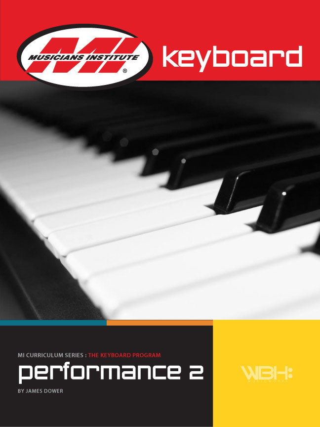 Keyboard Performance 2
