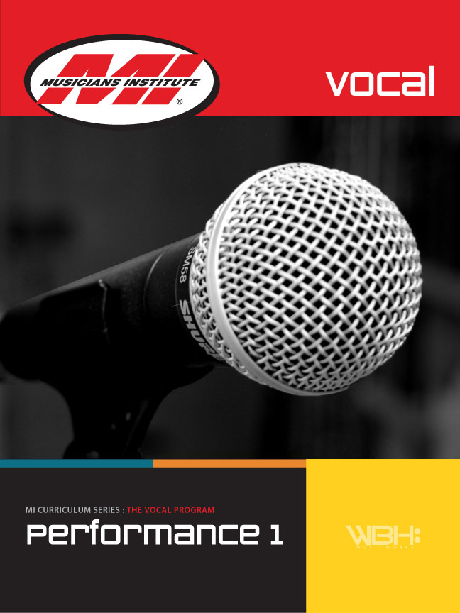 Vocal Performance 1