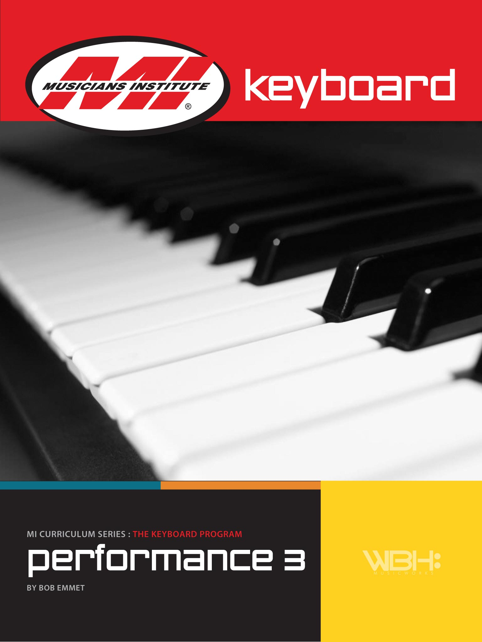 Keyboard Performance 3