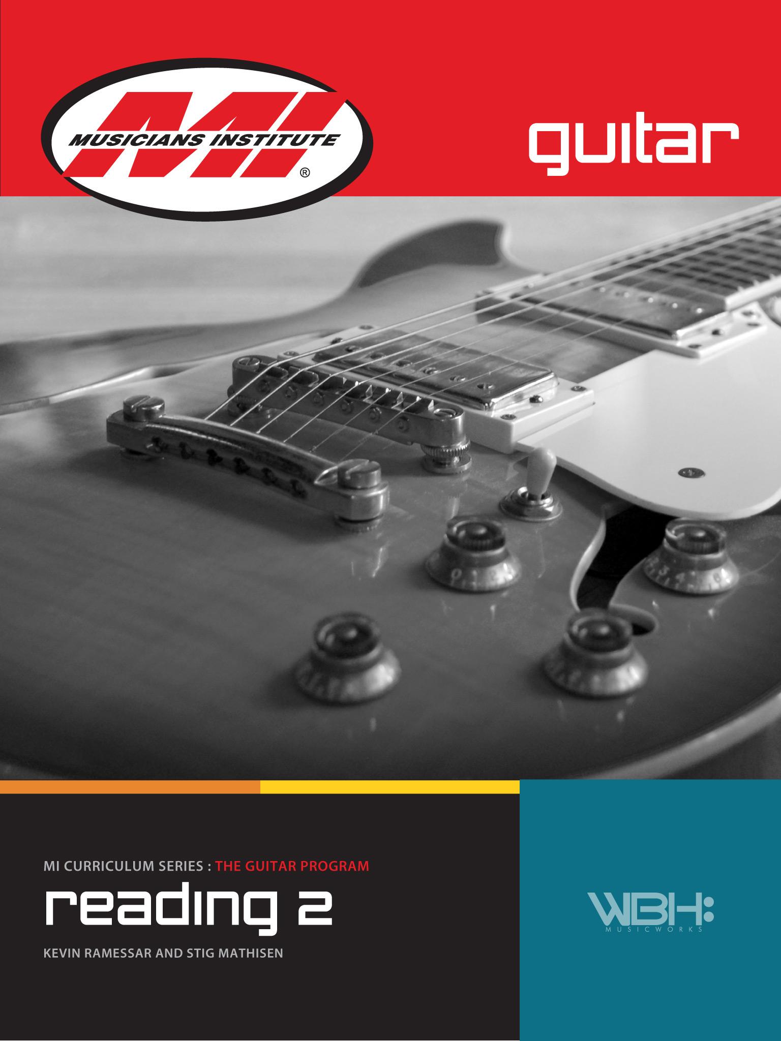 Guitar Reading 2