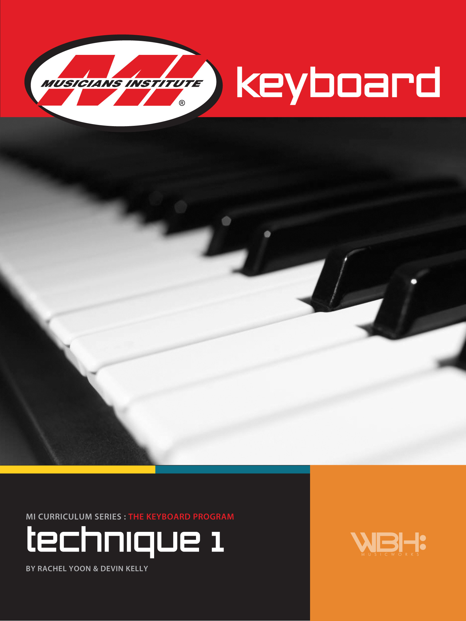 Keyboard Technique 1