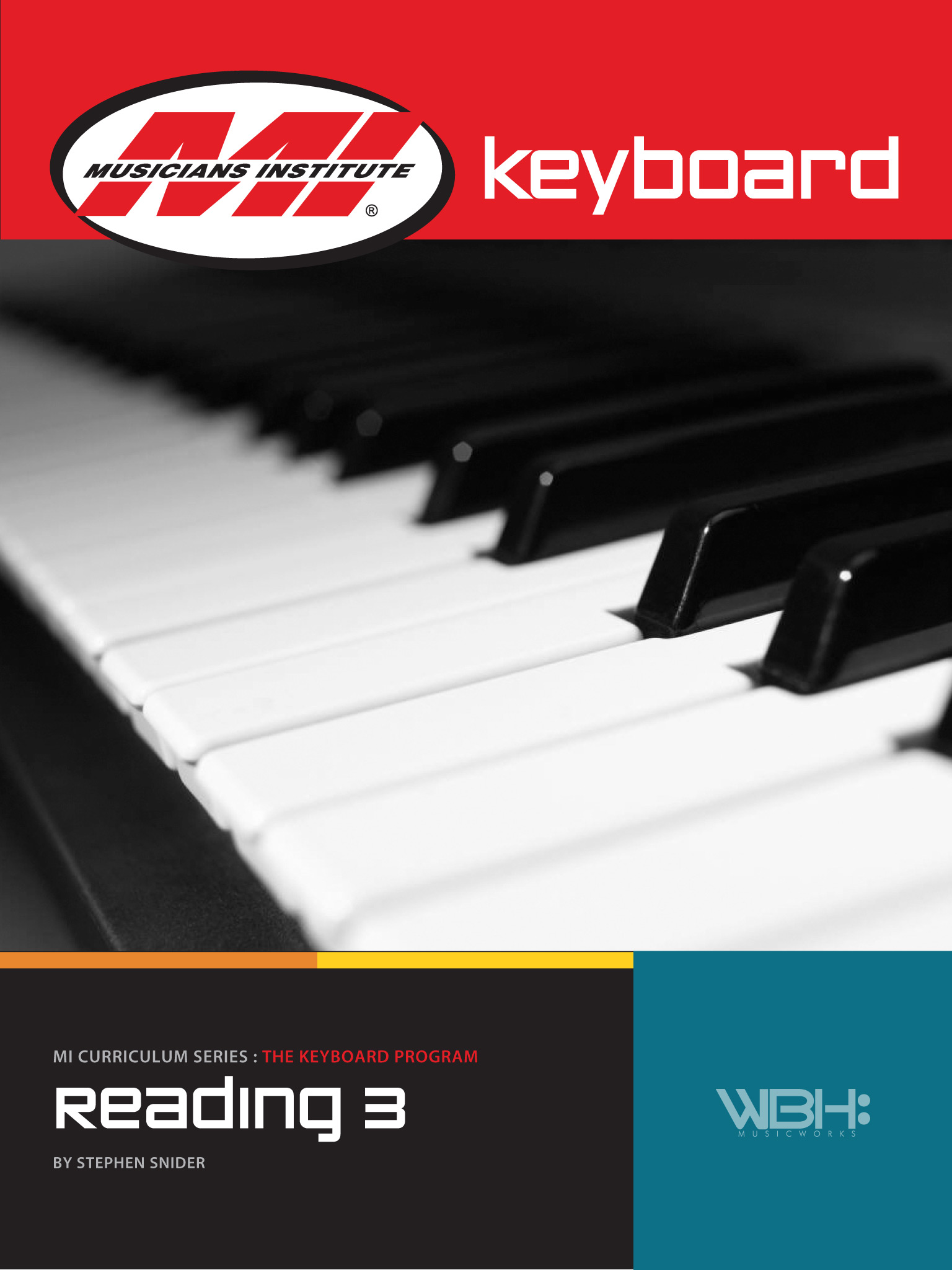 Keyboard Reading 3