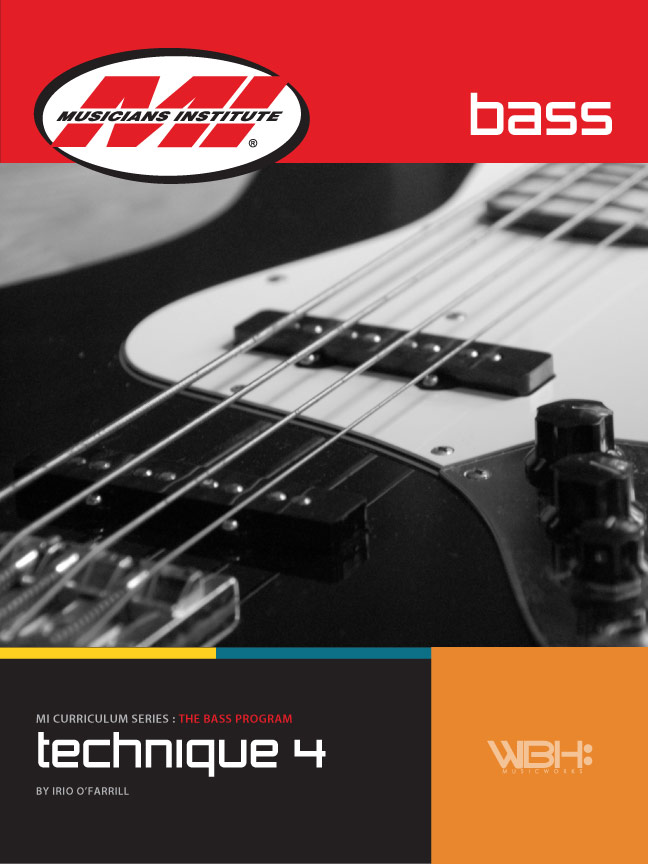Bass Technique 4