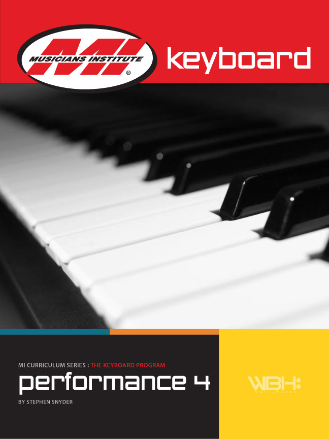 Keyboard Performance 4