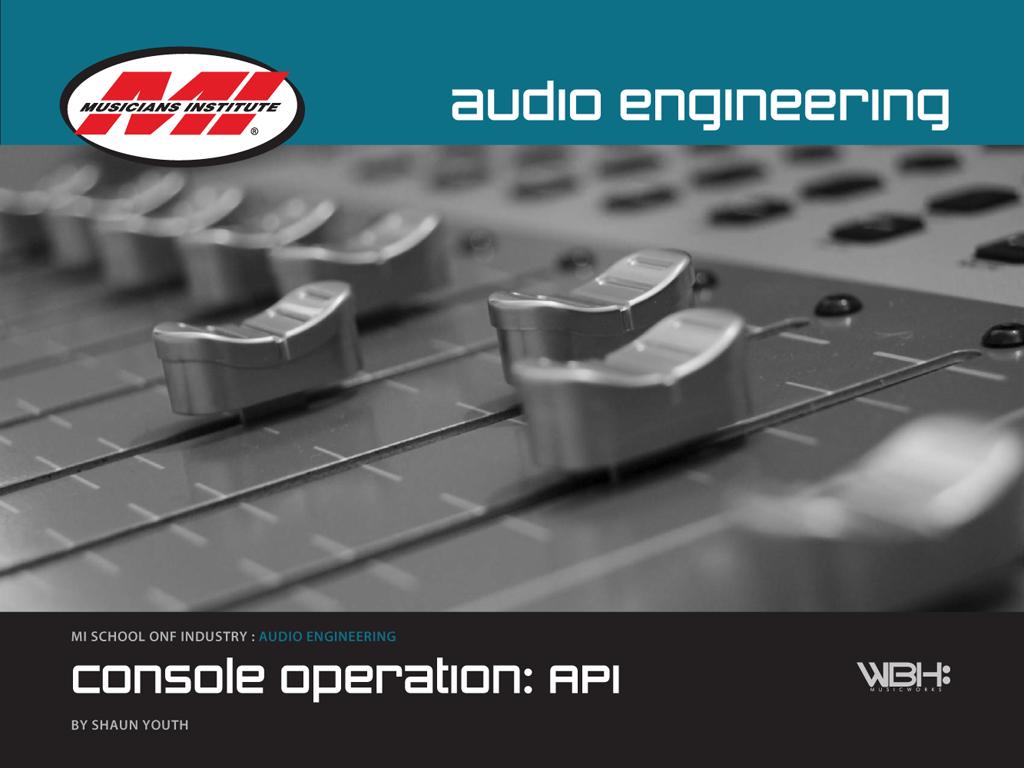 Console Operations API
