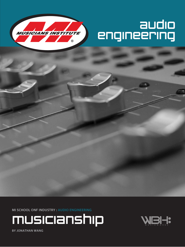 Musicianship for Audio Engineering