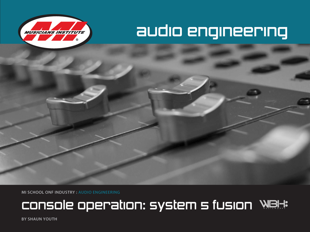 Console Operations System 5